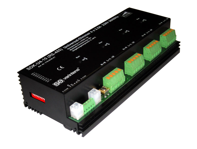 SDK-U4-10-DMX-RS-485